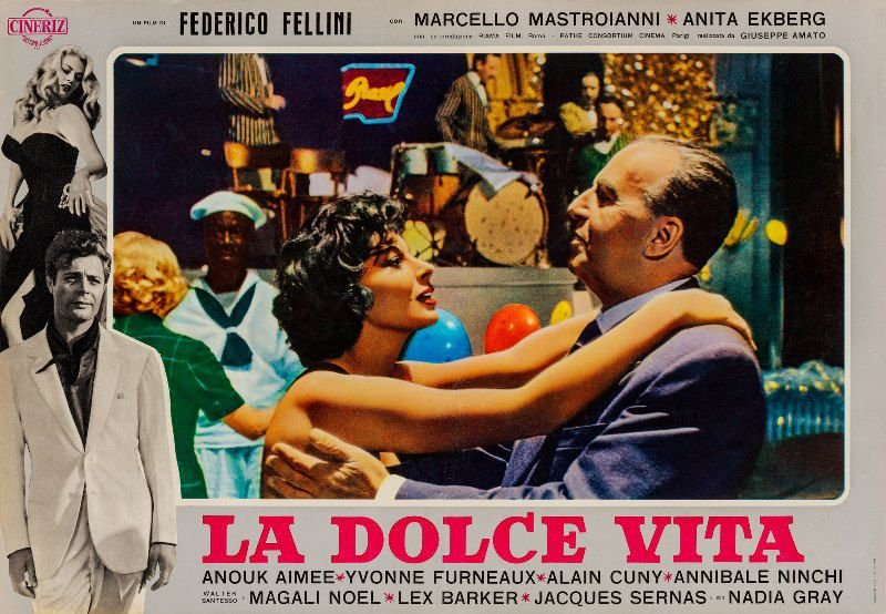 Fellini a sladký život Talianska v Považskej galérii