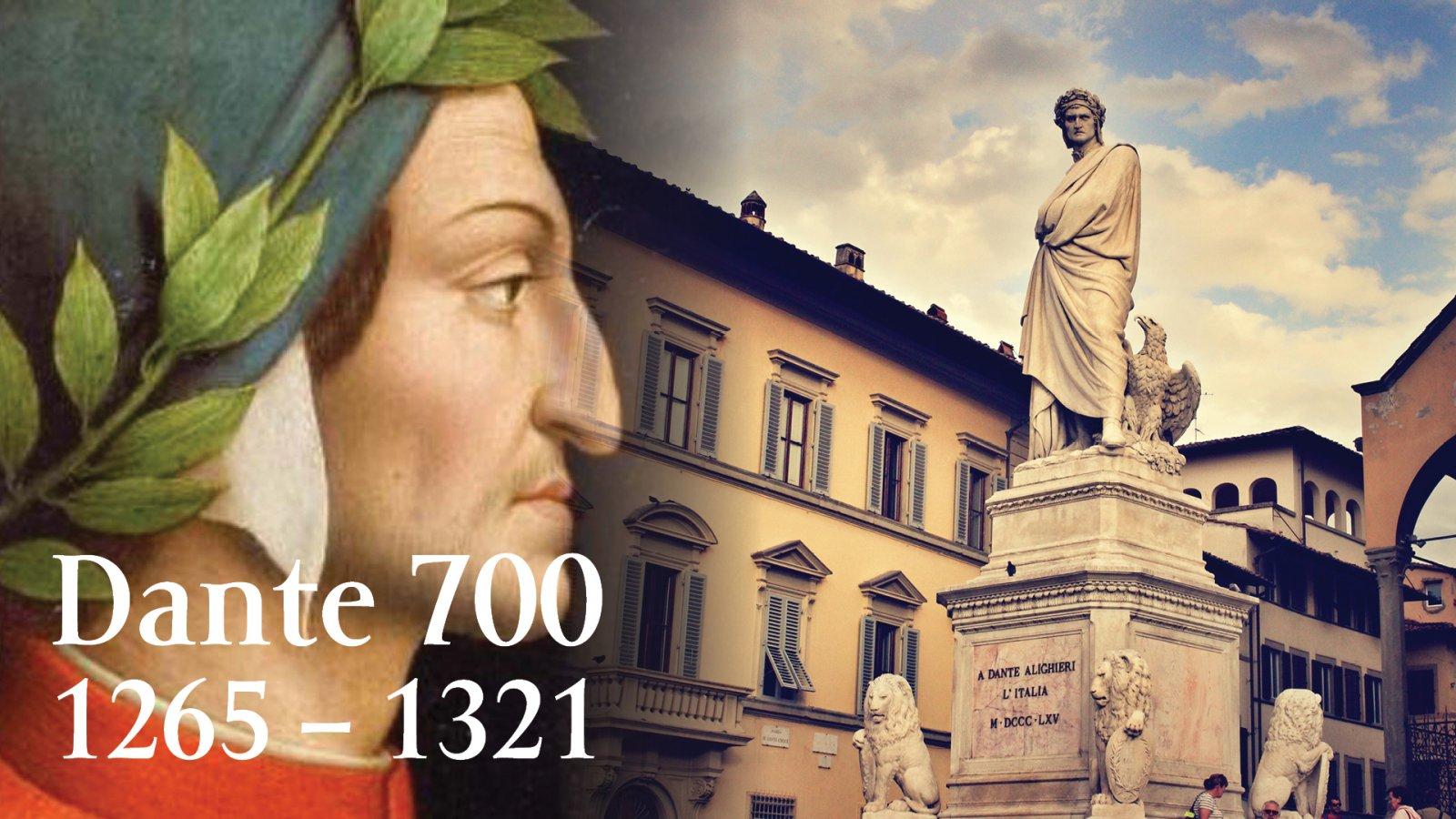 700 rokov Danteho medzi Slovenskom a Talianskom