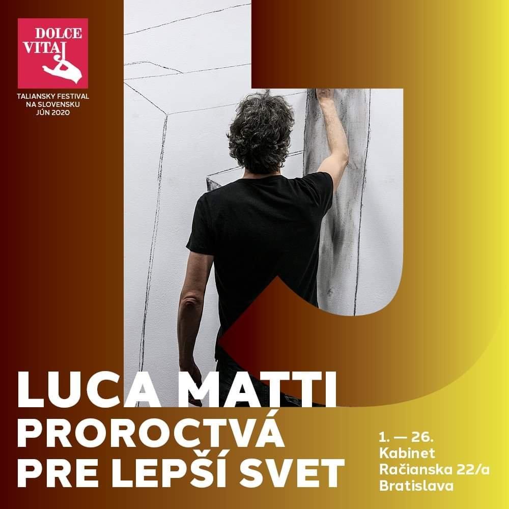 Luca Matti – Proroctvá pre lepší svet