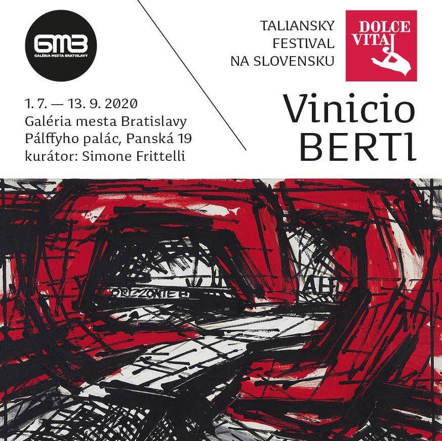 Vinicio Berti – maliar, ktorý miloval život